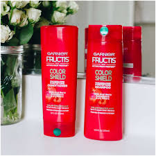 Best Shampoo And Conditioner For Color Treated Hair Garnier Fructis Fortifying Shampoo Color Treated Hair Reviews