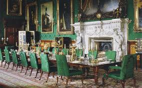 alnwick castle dining room historical buildings pinterest