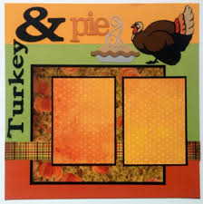 120 best thanksgiving scrapbooking images on scrapbook
