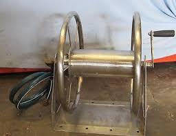 garden metal heavy duty wall mount hose reel what u0027s it worth
