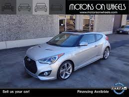 hyundai veloster turbo 2013 hyundai veloster turbo for sale in houston tx stock 15370