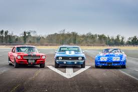 American Muscle Cars - american muscle car blast plus high speed passenger ride