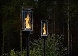 Gas Outdoor Lighting by Tempest Torch Lighting Homespun Comforts Hearth Home Spa