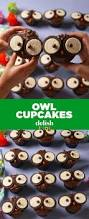making owl cupcakes how to owl cupcakes
