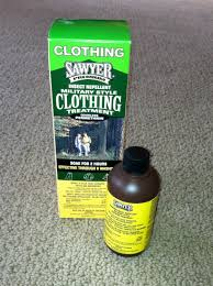 how to apply permethrin insect repellent to your clothing travel