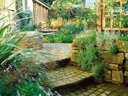 Backyard Pictures Ideas Landscape Landscape Design Ideas For Stairs Hgtv