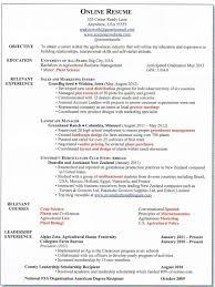example of effective resume online resume examples free resume samples online sample example of effective resume sample online resume