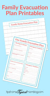 Fire Evacuation Plan Office by Best 25 Emergency Evacuation Plan Ideas On Pinterest Emergency