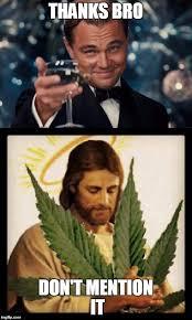 Bro Jesus Meme - thanks jesus imgflip