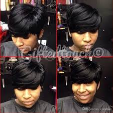 short hair styles for women with alopecia new short wigs for women pixie cut wig women brown black wine red