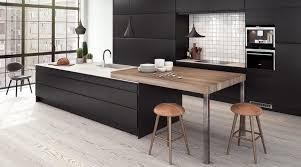 cuisine ilot centrale design cuisine 28 idées de design contemporain formidable