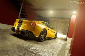 Ferrari F12 New - new dmc ferrari f12 spia middle east special edition