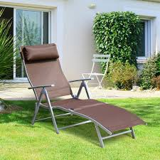 Zero Gravity Patio Chair by Outsunny Lounge Folding Chair Reclining Zero Gravity Outdoor Patio