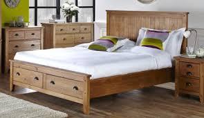 Wooden Framed Beds Wooden Bed Frames Classic Oak Beds Bensons For Beds