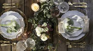 Elegant Table Settings Simple And Elegant Table Settings For Spring