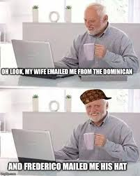Funny Dominican Memes - tropical vacation didn t quite turn out like intended imgflip