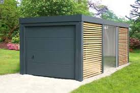 design garagen fertiggaragen vergleichen omicroner garagen