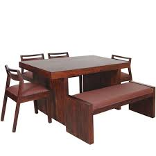 high table with four chairs high quality dining table with four chairs and a bench lakdi ke