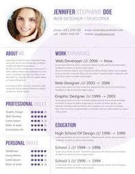 Resume English 12 Best Cv Images On Pinterest Cv Template Modern Resume