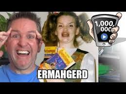 Favorite Meme - my favorite meme the ermahgerd girl youtube