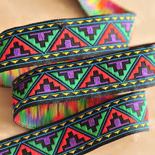printed ribbon how to wear a perfectly printed ribbon