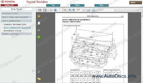 toyota land cruiser prado 150 service manual eng repair manual
