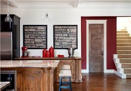 ideas for kitchen wall kitchen wall ideas interior design