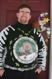 Diy Ugly Christmas Sweater Party Decorations by 15 Of The Ugliest Christmas Sweaters Ever Submit Yours Bored