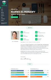 Html Resume Samples by 15 Best Html Resume Templates For Awesome Personal Sites