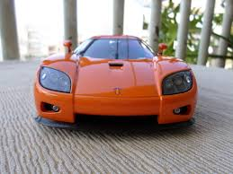 koenigsegg ccx red diecast koenigsegg ccx modelcar autoart 1 18 in orange owned by