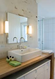Bathroom Wall Lights For Mirrors Bathroom Mirror Wall Lights Lighting With Led Mounted Magnifying