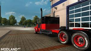 kenworth custom parts kenworth w900a custom for 1 26 mod for ets 2