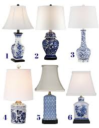 White Table Lamps Table Lamps Archives Confettistyle