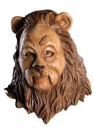 cowardly lion costume cowardly lion costume mask authentic wizard of oz masks