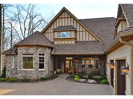 rustic tudor house plans home act