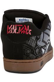 metal mulisha black friday etnies metal mulisha fader shoes black gum grey buy at skatedeluxe