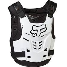 fox motocross shirt amazon com fox racing proframe lc roost deflector l xl black