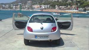 2005 ford ka 1 3 efi collection 3dr for sale in spain youtube