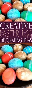 best decorated easter eggs creative easter egg decorating ideas all she cooks