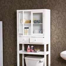 White Space Saver Bathroom Cabinet white space saver bathroom cabinet fresh furniture of america