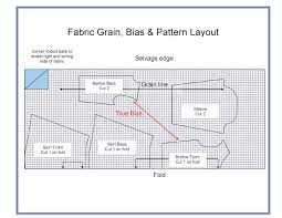 pattern layout on fabric sew i do pattern placement grain bias and fit