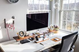 Best Desk For Imac 27 How I Designed A Super Productive Desk Setup U2013 Ugmonk