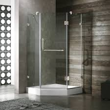 36 Shower Doors Vigo 36 X 36 Neo Angle Shower Door Space Saving