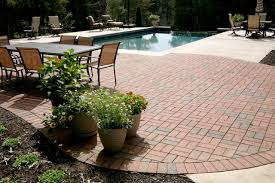 Cutting Patio Pavers How To Cut Paver Stones With A Chisel Hunker