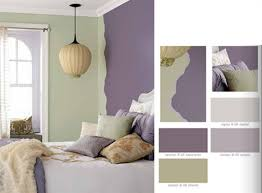 Design Your Bedroom Using Purple Color Schemes Home Design - Color combinations for bedrooms paint