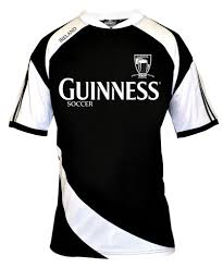 best sports clothes black friday deals soccer rugby jersey mens irish ireland guinness drifit black sport