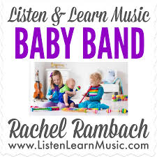 baby band baby band listen learn
