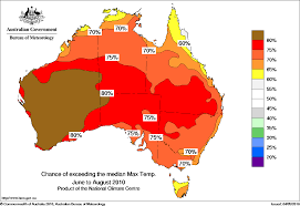 National Temperature Map Agricultural Weather Forecasts And Commodity Prices Www