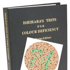 Color Blindness Book Color Blindness Test Plates Photo Gallery On Website Ishihara