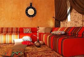 Ethnic Sofas Middle Eastern Interior Design Trends And Home Decorating Ideas